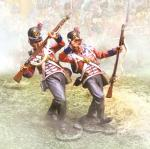 Foot Guards Cavalry Melee