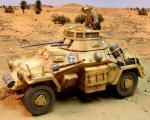 SdKfz 222 Dak