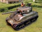 """Sherman M4A1 Normandy """"In The Mood"""""""