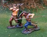Celtic Advancers (2 figs)