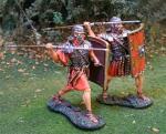 Romans Pilum Throwers (2 figs)