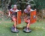 Roman Advancing (2 figs