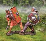Celt Attacking Roman