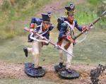 French Line Infantry Advancing 2/figs