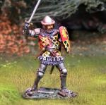 English Knight Sword Wielder