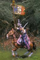 Polish Lancer Flagbearer