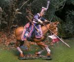Polish Lancer Attacking