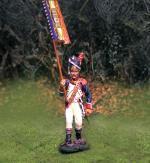 Old Guard Flagbearer 1/figs