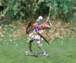Knight Pierre-de Vendome, Sire de Charroux 1 fig