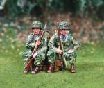 101st Riders/Jeep 2 figs