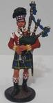 Англия. Волынщик шотландской пехоты