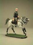 Генерал Роберт Э.Ли на коне