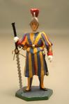 Гвардеец с мечом без кирасы