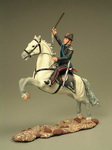 Карабинер - офицер на коне
