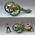 Армия Наполеона пушка