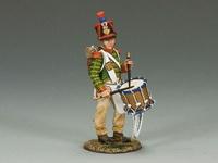 Армия Наполеона линейный барабанщик