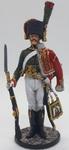 Рядовой полка Конных егерей Имп. гвардии. Франция, 1804-15 гг.