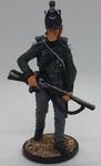 Рядовой 95-го стрелкового полка. Великобритания, 1810-15 гг.