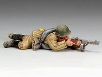 Советская армия Солдат (Red Army Soldier Lying Prone)