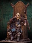 Ярл на троне
