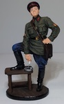 Офицер Госбезопасности НКВД СССР, 1939-43гг.