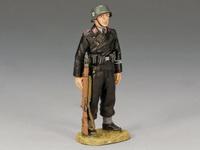 Войска СС Panzer Crewman at ease