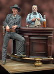Ковбой и бармен